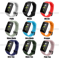 Silicone Silikon Strap Band Huawei Honor Band 6 Rubber Tali Jam