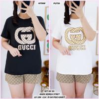 Baju Setelan Wanita Import Gucci - GC 01