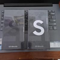 Samsung Galaxy S21 Ultra 256 Garansi Sein