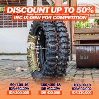 IRC iX-09W Series 90/100-16 100/100-18 100/90-19 Ban KLX CRF WR155