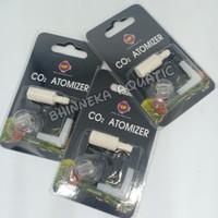 CO2 Simple Atomizer Diffuser Black UP Aquascape Mini DIY