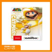 Amiibo Cat Mario Super mario series Nintendo Switch