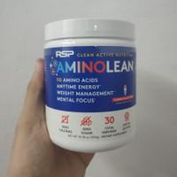 RSP Amino Lean Aminolean Energy 30 servings serving serv BCAA fat burn
