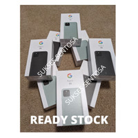 HP Google Pixel 5 5G - 128 GB Pajak Resmi IMEI Terdaftar Just Black