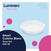 Luminarc Smart Cuisine Blanc - Temp Tart Dish 28 - 1Pcs