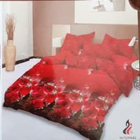 bed cover set Lady rose sprei Flat uk 160x200 motif Aurelia