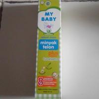 minyak telon my baby plus eucalyptus 150ml