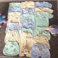 Paket Baju Bayi polos