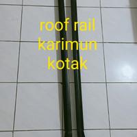 roof rail suzuki karimun kotak