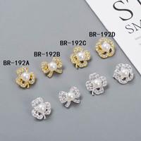 Bros model pita kecil bros dagu harga termurah fashion terbaru - BR-192A, emas