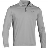 Polo shirt Kaos Kerah lengan panjang Ua Golf