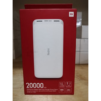 Xiaomi Redmi PowerBank 20000mAh Power Bank 18W Fast Charging White