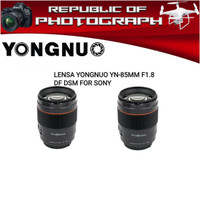 LENSA YONGNUO YN-85MM F1.8 DF DSM FOR SONY