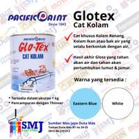 Cat Minyak Kolam GLOTEX kolam ikan, kolam renang, bak air 1kg
