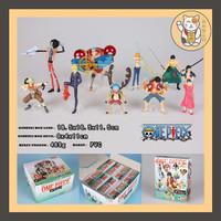 One Piece Action Figure Chozokei Damashi Battle of Fishman Island