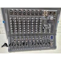 Mixer Ashley Lm8 99dsp effecks 8channel Bluetooth ashley LM 8