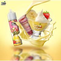 LCV Artisan Drip Ties Banana Strawberry 60ML by LCV Juice - Liquid