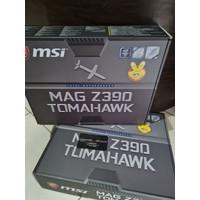MSI MAG Z390 Tomahawk LGA1151 + intel i7 9700kf box