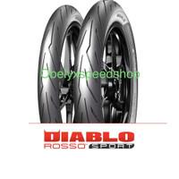 Ban Pirelli Diablo Rosso Sport 120/70 ring 17