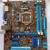 Motherboard Asus P8H61-M LX2 LGA 1155 DDR3