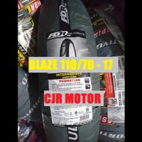 Ban FDR Blaze 110/70 ring 17 ban semi racing motor Ninja Fi 250 CBR