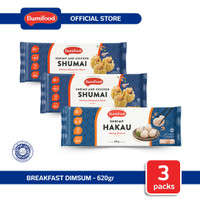BUMIFOOD Breakfast Dimsum [620gr]