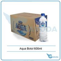 Aqua Botol 600ml (1 Karton)