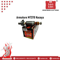 Armature Trimer Maktec / Angker Trimer untuk MT 370 NACOYA