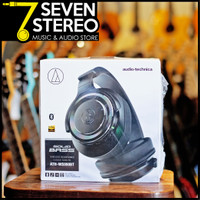 Audio Technica ATH-WS990BT WS990BT Solid Bass Over Ear Headphone