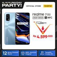 realme 7 Pro 8/128GB Snapdragon 720G+NFC, 64MP Quad Camera, 65W Charge