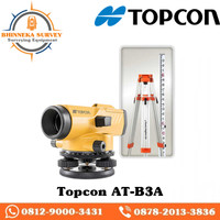 Automatic Level Topcon AT B4A, Waterpass Topcon AT-B4A , Topcon ATB 4A