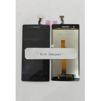 LCD + TOUCHSCREEN OPPO MIRROR 3 / R3001 / R3007 BLACK ORIGINAL