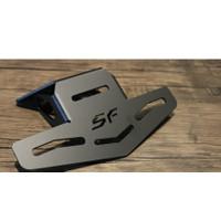 Kawasaki Ninja 250 RR Mono Tail Tidy / Undertail / Fender Eliminator - FIX