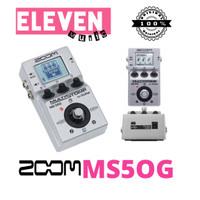 zoom ms 50g multistomp efek gitar
