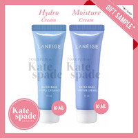 Laneige Water Bank Moisture / Hydro Gel Cream 10ml Travel Mini Sample