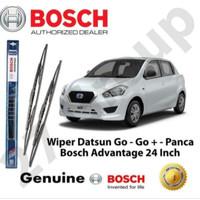 Wiper Bosch Mobil Datsun Go Advantage Ukuran 24