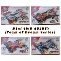 Tamiya Mini 4WD AULDEY (Team of Dream Korea Series)