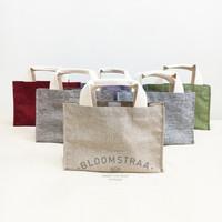 [ MARJORAM ] Hampers Bag 30x20x10 cm Tas Souvenir Kanvas Jepang