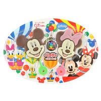Cokelat Disney Ezaki Glico Peroti Mickey & Minnie Chocolate