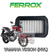 FILTER UDARA FERROX YAMAHA VIXION NEW VIXION LIGHTNING NVL