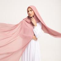 Luma Dawa Asyiah Scarf / Rose Down