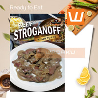 Beef Stroganoff Ready To Heat And Eat Sven's Choice