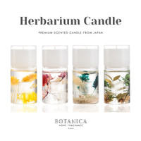 Lilin Aromaterapi Botanica Home Fragrance Japan Herbarium Candle