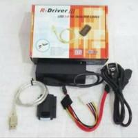 CONVERTER USB TO SATA IDE / ATA HDD 3,5