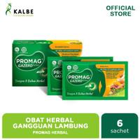 [Baast.KR] Promag Gazero Obat Maag Cair 6's