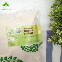 Lingkar Organik - Tepung Beras Cokelat (500 gr)