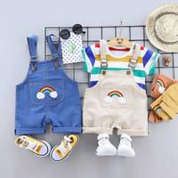Setelan Overall Bayi / Setelan Overall Anak / Baju Kodok 1thn- 5tahun