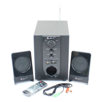 Speaker Aktif Speaker Multimedia 2.1 Pc Laptop Komputer Mel-v SM 1800