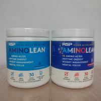 RSP Aminolean 30 serving Bcaa Energy amino lean ON Energi termurah