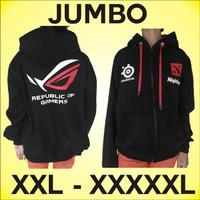 Vallenca Jaket Gamers Jumbo XL - XXXXXL ROG dota 2 keren - SC